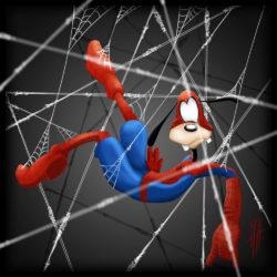 SpiderGoofy_byAH!